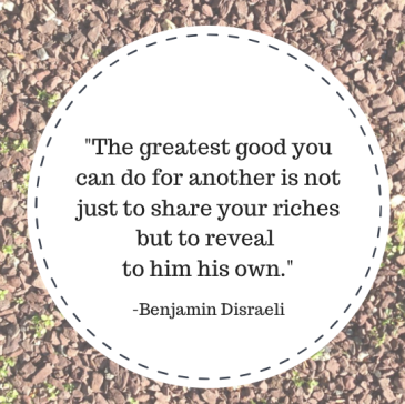 Mentoring-quote-by-Benjamin-Disraeli